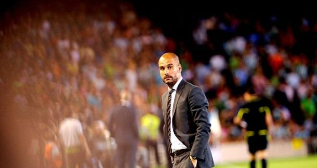 Pep Guardiola: Set for a new challenge in Germany