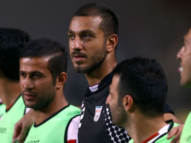 Iran Goalkeeper Sosha Makani jailed for being photographed with unveiled women