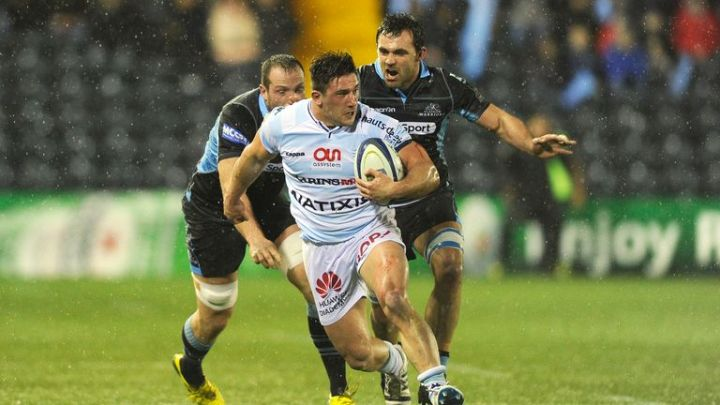 Camille Chat has played a key role as Racing 92 push for a Top 14 and Champions Cup double