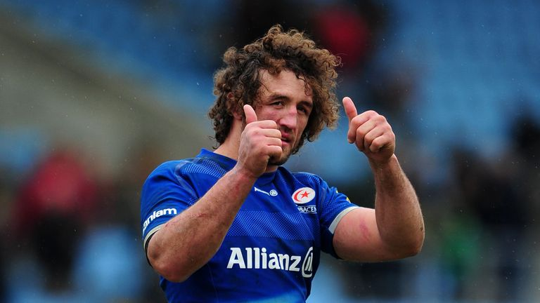 Aviva Grenoble Saracens Great Jacques Burger Announces Retirement | Rugby