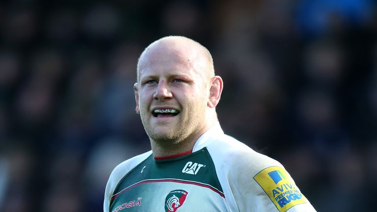 Aviva Grenoble Dan Cole Among Five Leicester Tigers To Sign New Deals