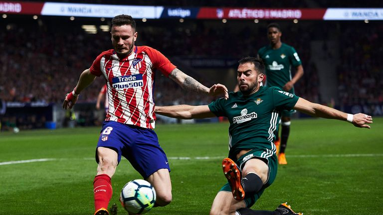 Image result for atletico madrid betis