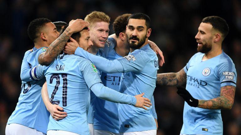 Манчестер Сити - Бертон 9:0. От разгрома к разгрому, или Удача Зинченко ᐉ UA-Футбол