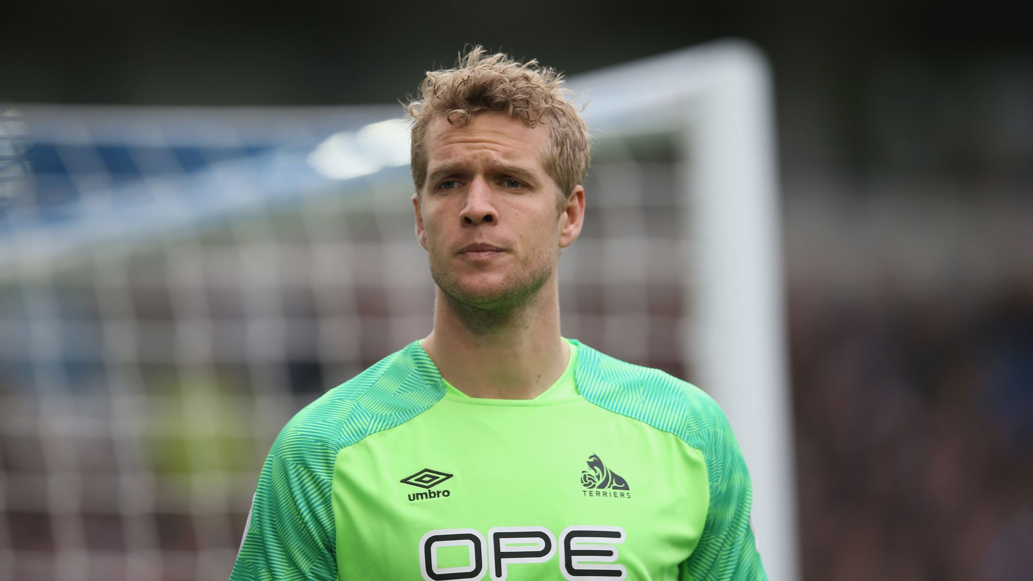 Jonas Venlo Goalkeeper Jonas Lossl Confirms Huddersfield Exit Football News