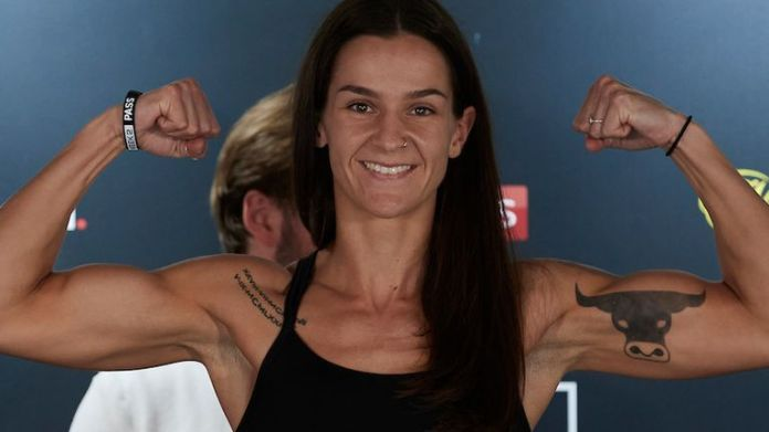 Terri Harper part of a triple-header of women's world title fights on Saturday, live on Sky Sports