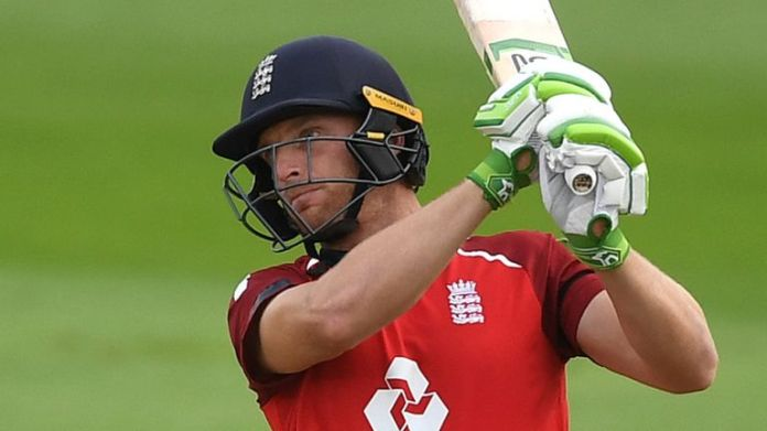 Buttler says England want to 'put on a show' for fans during lockdown