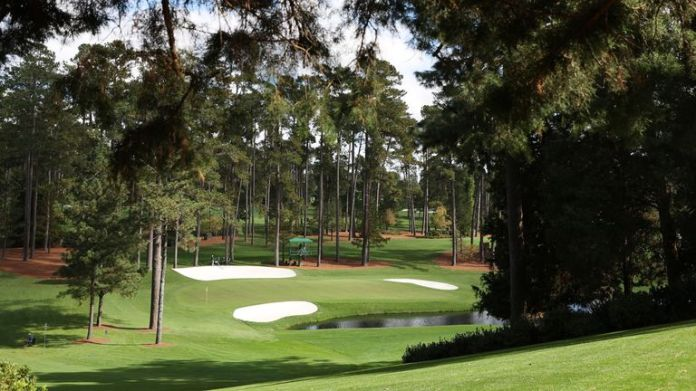 Augusta National is home to The Masters