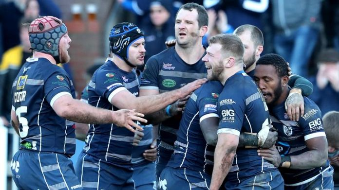 Featherstone have their sights on becoming Super League's 12th team in 2021
