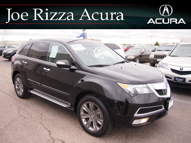 pre owned acura mdx