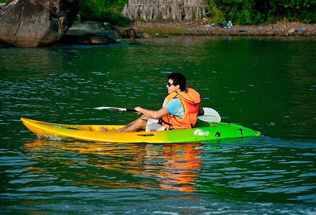 #2. Indulge in Water Sports
