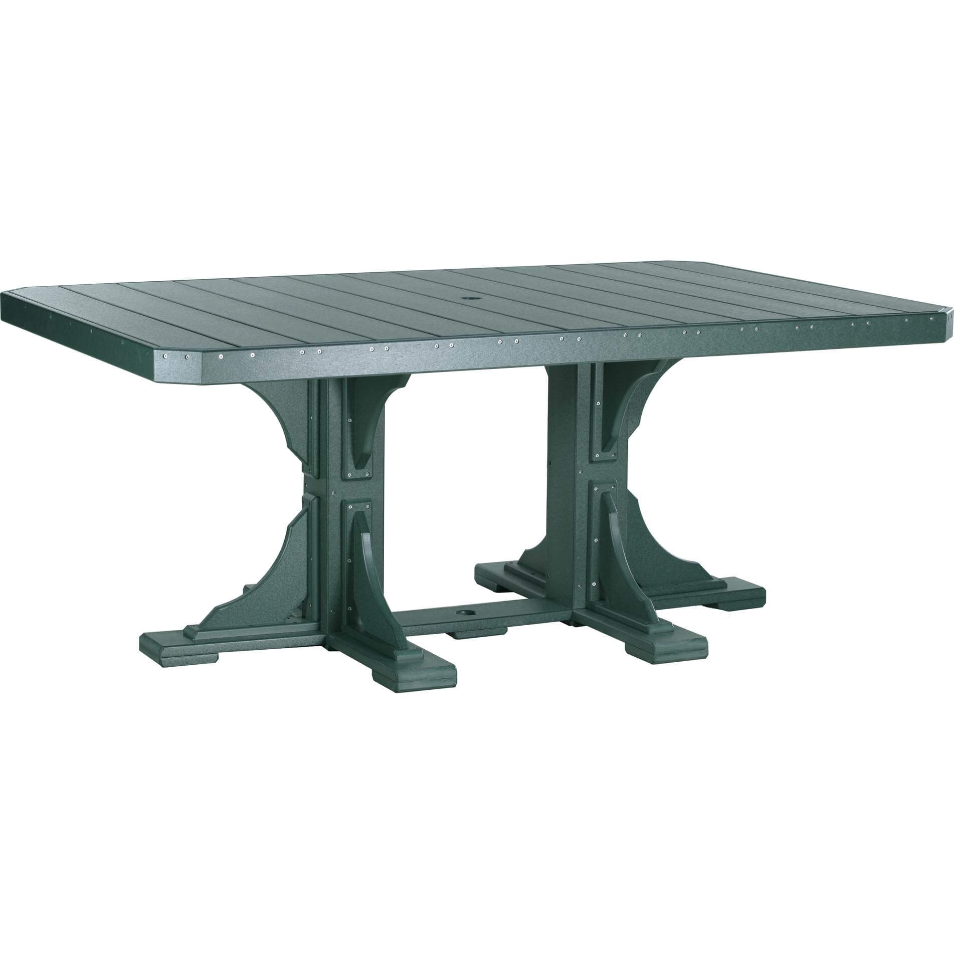 6 Ft Square Dining Table Luxcraft Poly 4x6 Rectangular Table Hostetler 39s Furniture