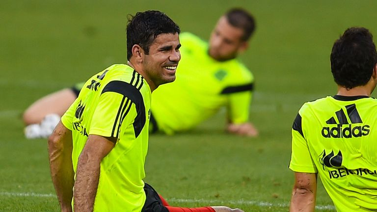 Atletico Madrid Striker Diego Costa Admits He Is Heading For Chelsea
