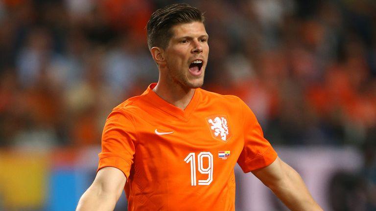 Transfer News Schalke Cool Liverpool Links With Klaas Jan