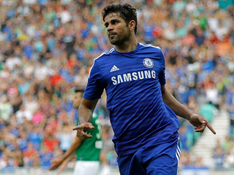 Diego Costa Spain Player Profile Sky Sports Football