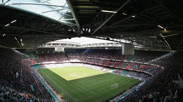 Cardiff39s Millennium Stadium To Be Renamed The