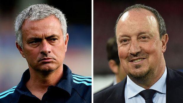 Rafa Benitez & Jose Mourinhos fake WhatsApp chat after sackings from Real Madrid & Chelsea [Telegraph]