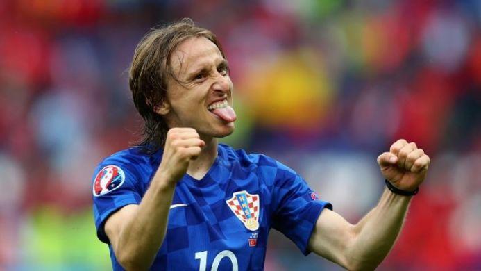 Luka Modric's fitness is still a doubt for Croatia