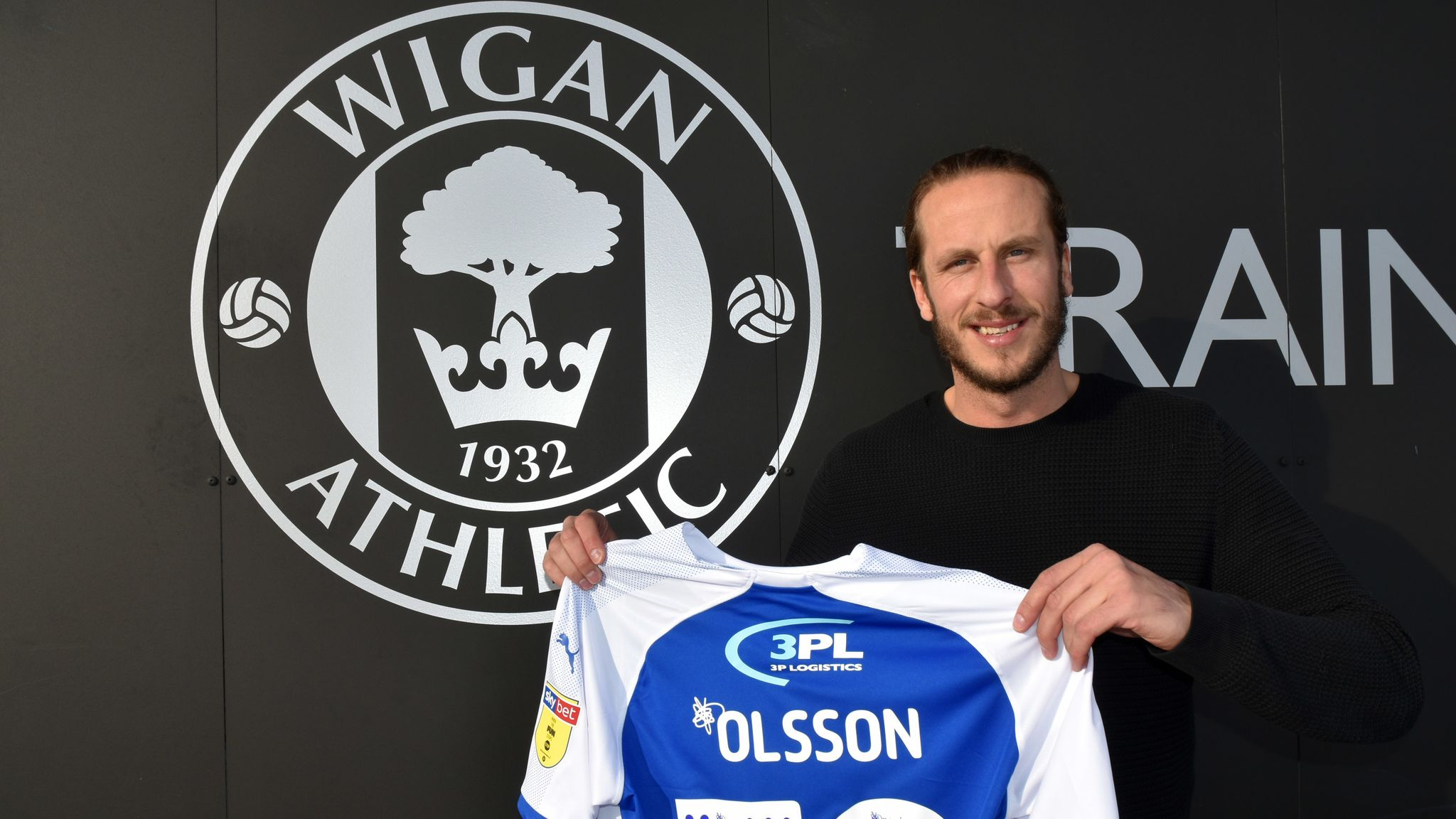 Jonas Venlo Wigan Sign Former West Brom Defender Jonas Olsson Football News