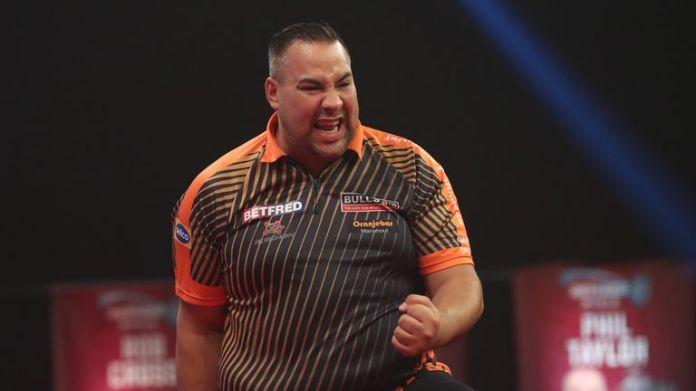 Jermaine Wattimena suffered defeat in a PDC ranking final for the third time