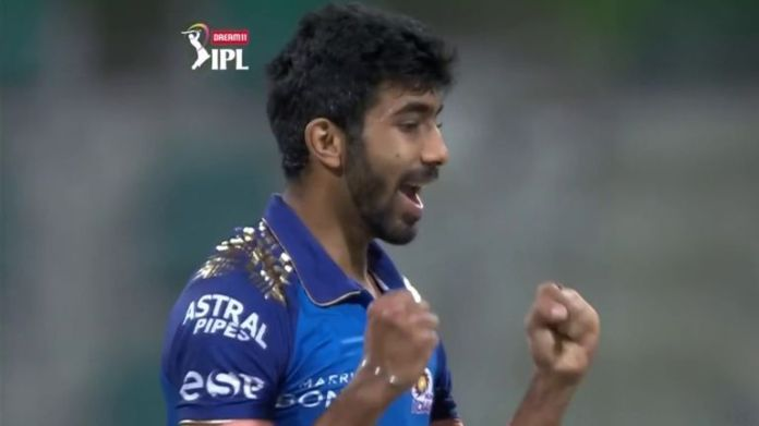 Jasprit Bumrah is the jewel in the crown of the Mumbai bowling attack