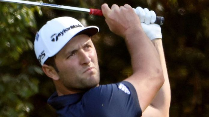 Jon Rahm opened with an encouraging 69
