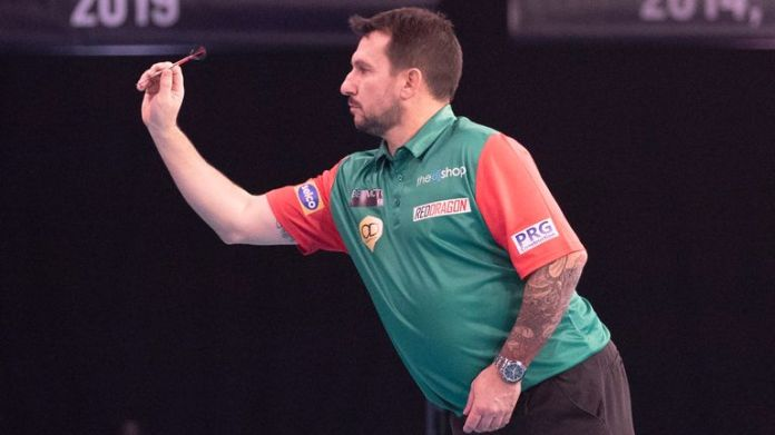 Jonny Clayton helped create history on Sunday, as he and Gerwyn Price clinched Wales' maiden World Cup crown