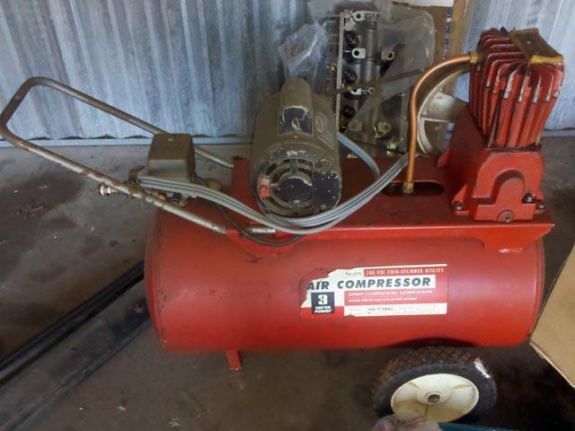 Old Sears/Craftsman air compressor value? \u2022 MyE28