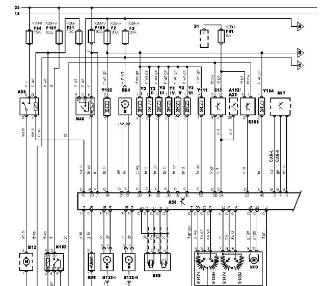 e39 wire schematic