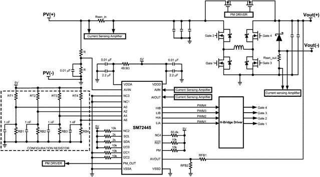schematic for solar low pdf file panel tracking circuit
