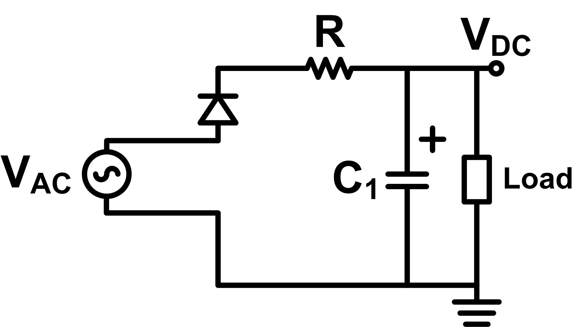 inrush current limiting circuit