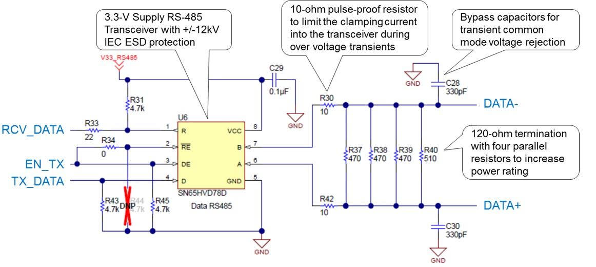 4 wire encoder diagram