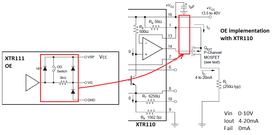 about xtr110 application precision amplifiers forum precision