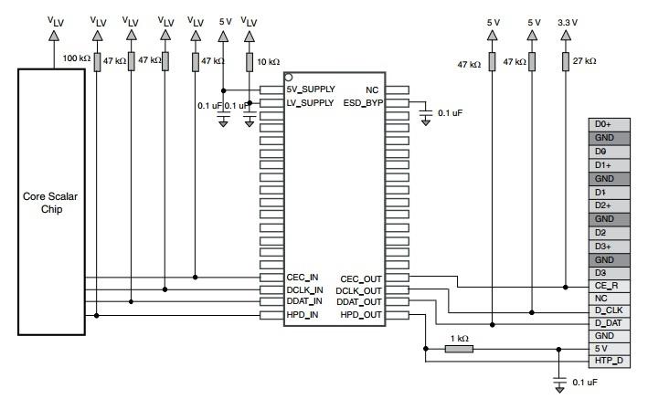 Hdmi Hot Plug Detect Wiring Diagram Wiring Schematic Diagram