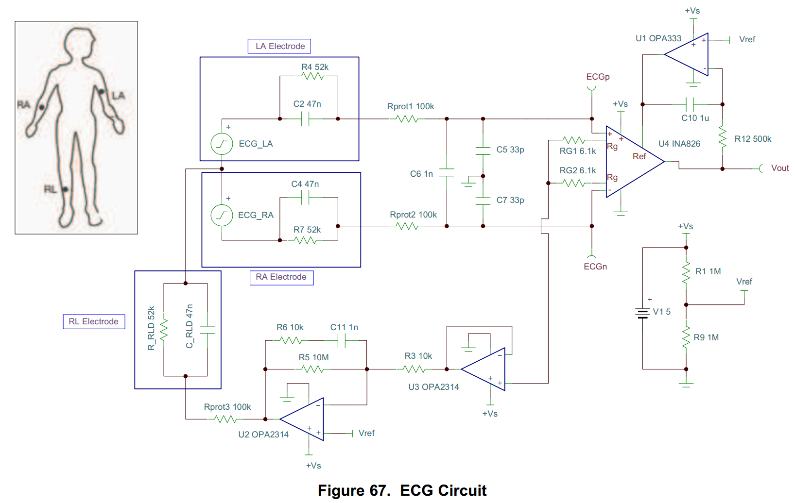 Ecg Circuit Analysis And Design Engineers Labs Auto Electrical Simulator 12 Lead Diagram