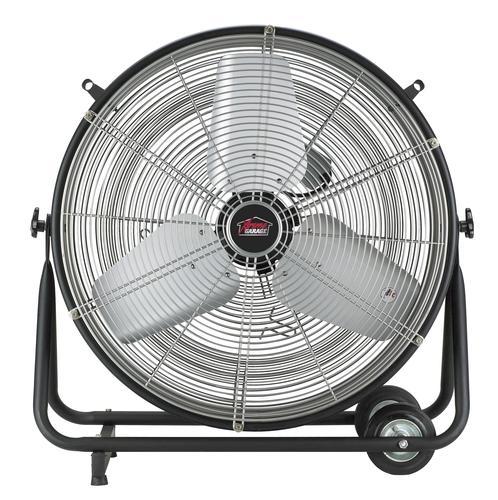 """Xtreme Garage 24"""" Industrial Drum Fan at Menards"""