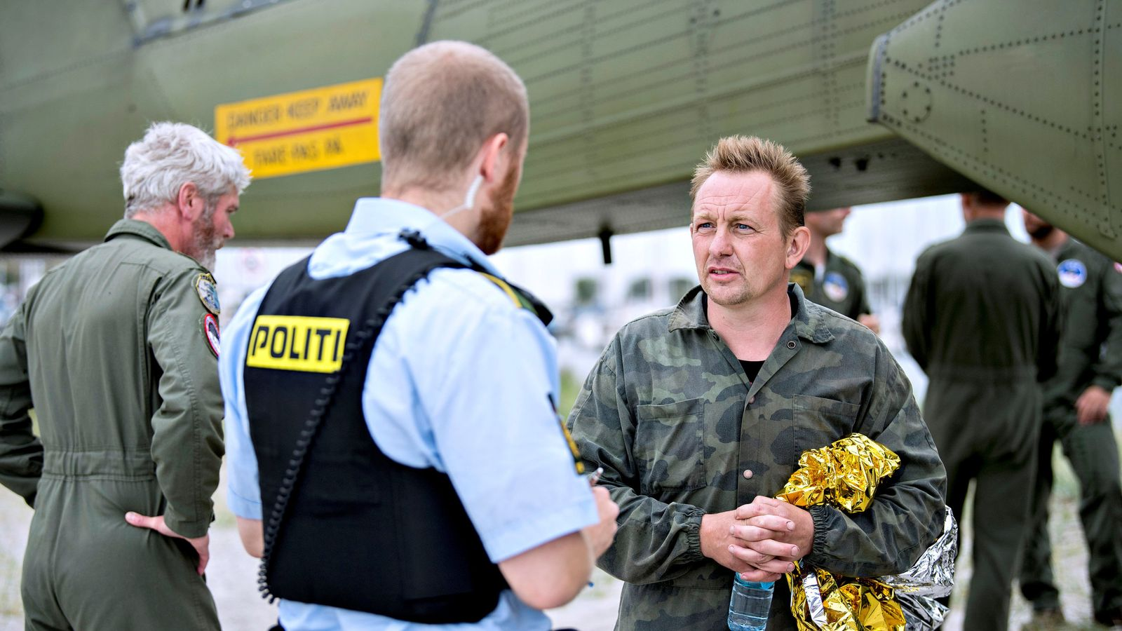 Submarine Owner Peter Madsen Charged With Abuse Of