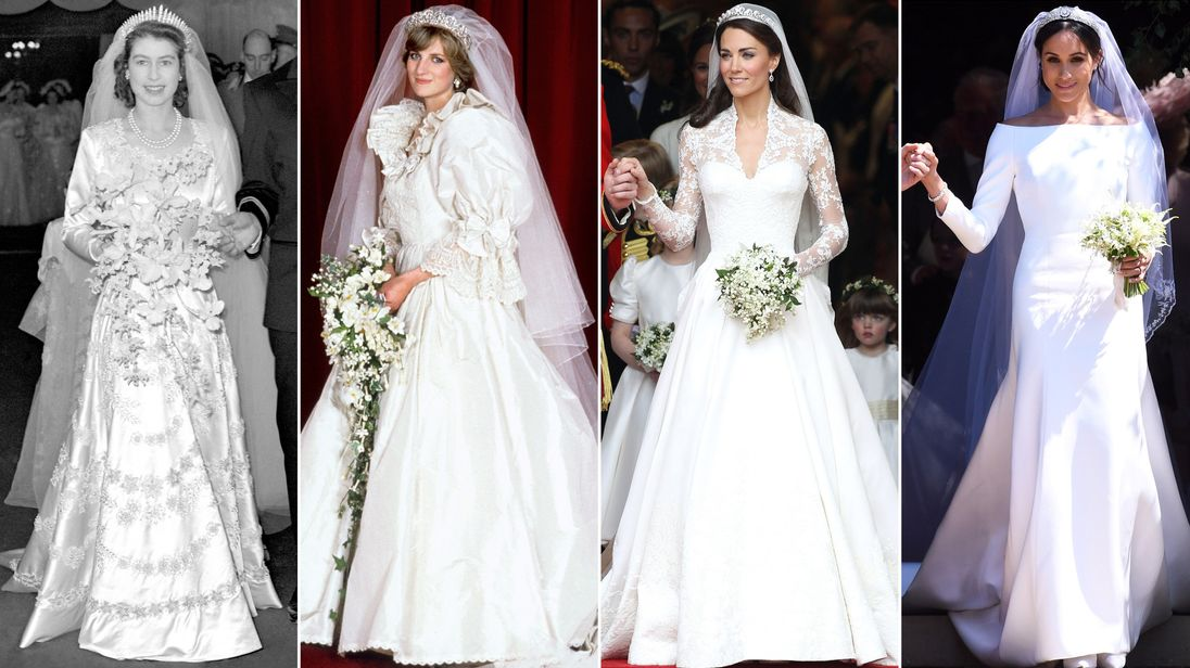 Meghan Markle39s Wedding Dress And Its Place In Royal
