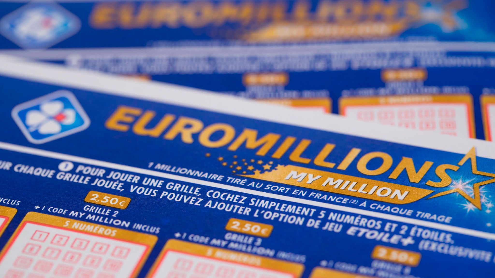 Lotto Euromillions British Ticket Holder Wins 76m On Euromillions Lottery Uk News