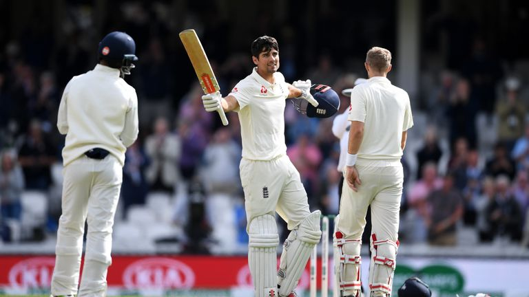 Alastair Cook Refuses To Completely Rule Out England