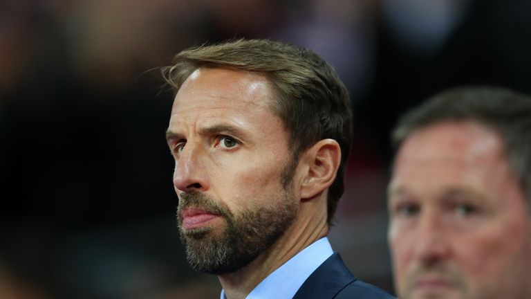 Gareth Southgate Focused On England Improvement Not His