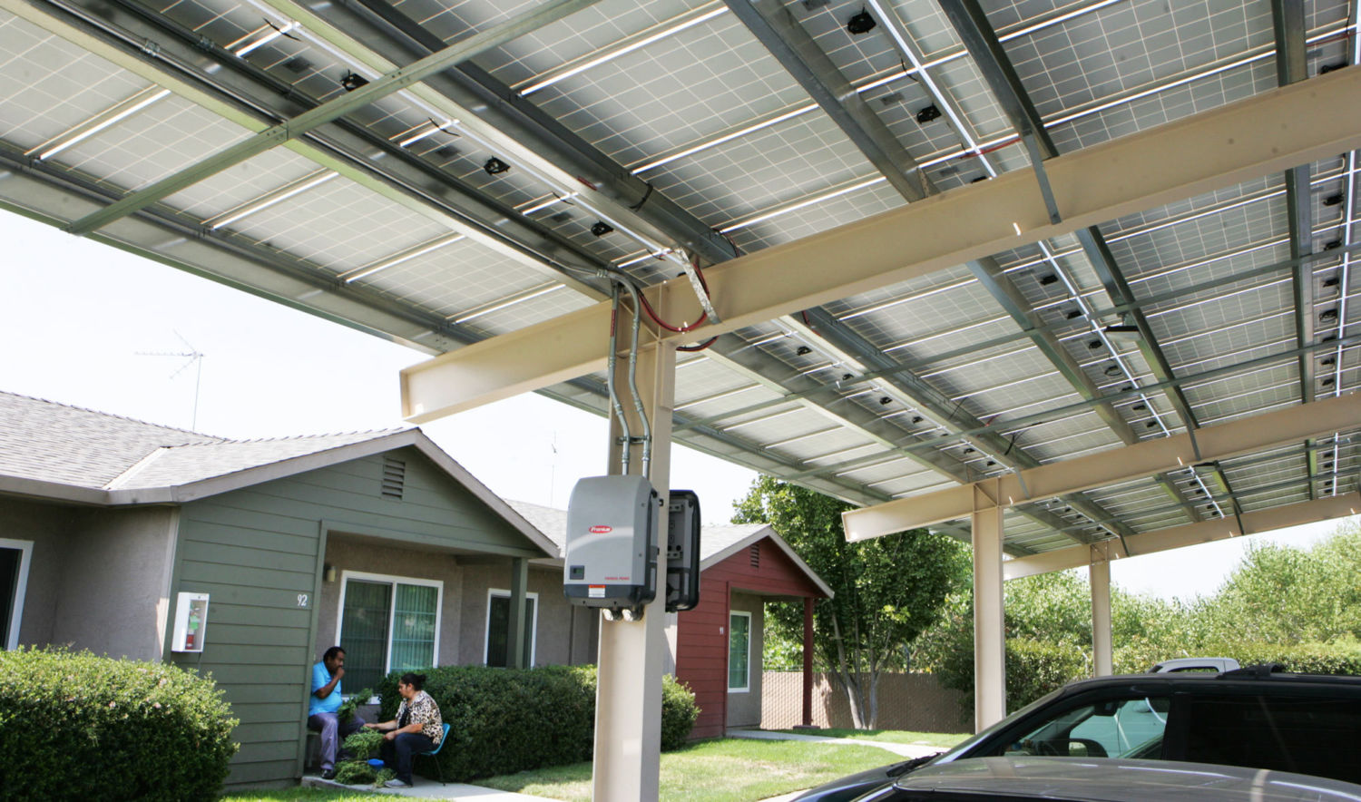 Garage Experts Of The Central Valley Green Upgrade How California Is Pioneering Energy Justice