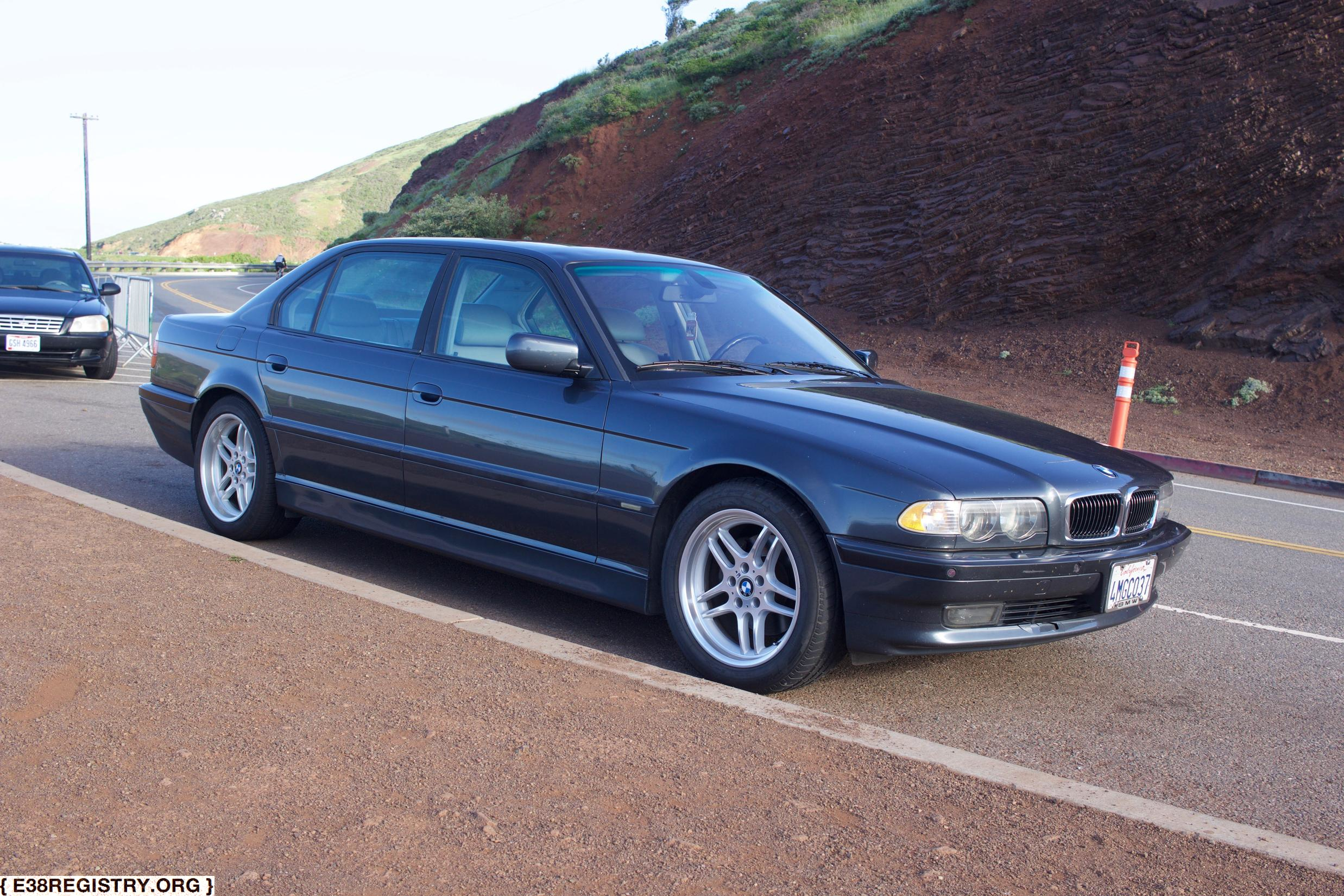 Anthrazit Metallic Bmw Lamer321 740il Sport The Bmw E38 7 Series Registry