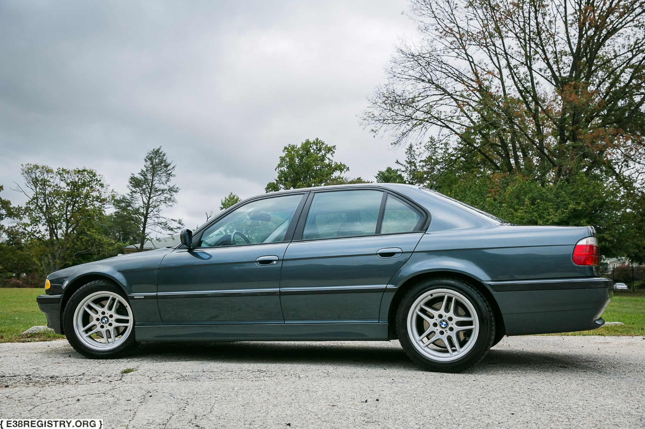 Anthrazit Metallic Bmw For Sale 740i Sport Dn87294 The Bmw E38 7 Series Registry