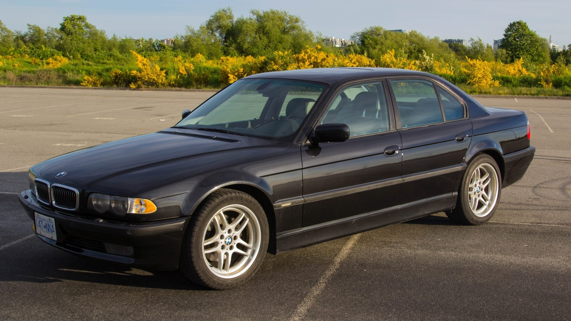 Anthrazit Metallic Bmw Anthrazit Metallic 397 The Bmw E38 7 Series Registry