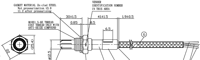 4 Wire O2 Sensor Wiring Diagram Bosch Bosch Universal O2 Sensor