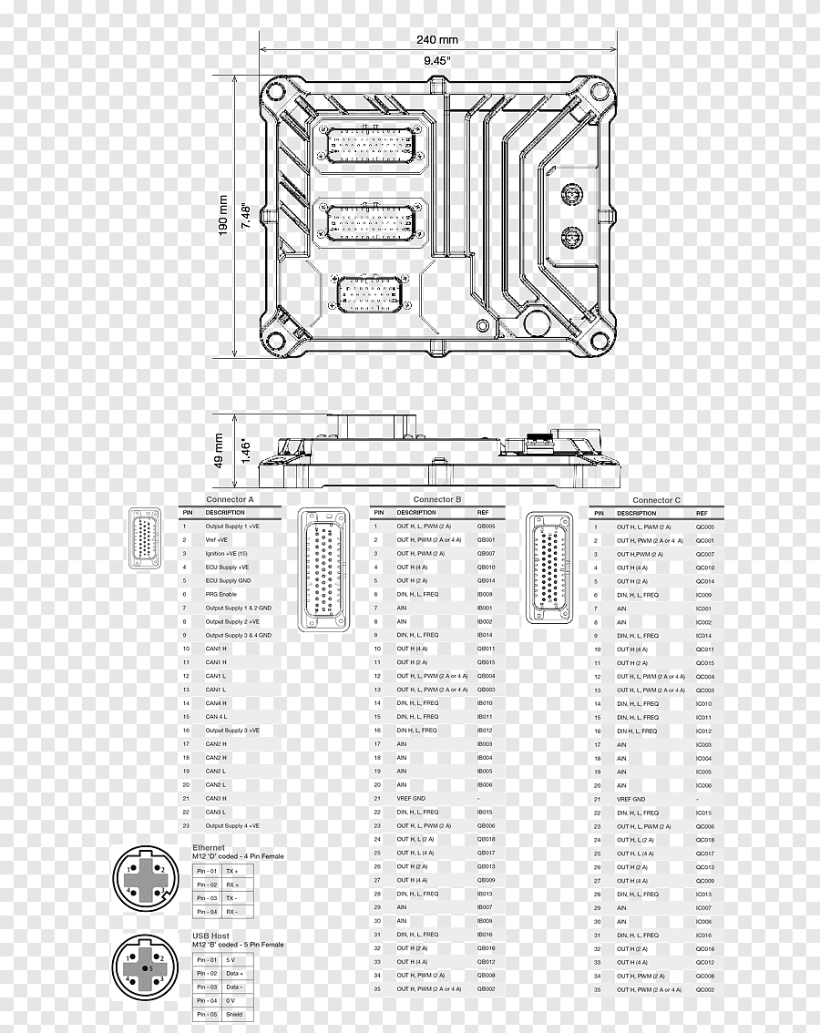 rv television wiring diagram