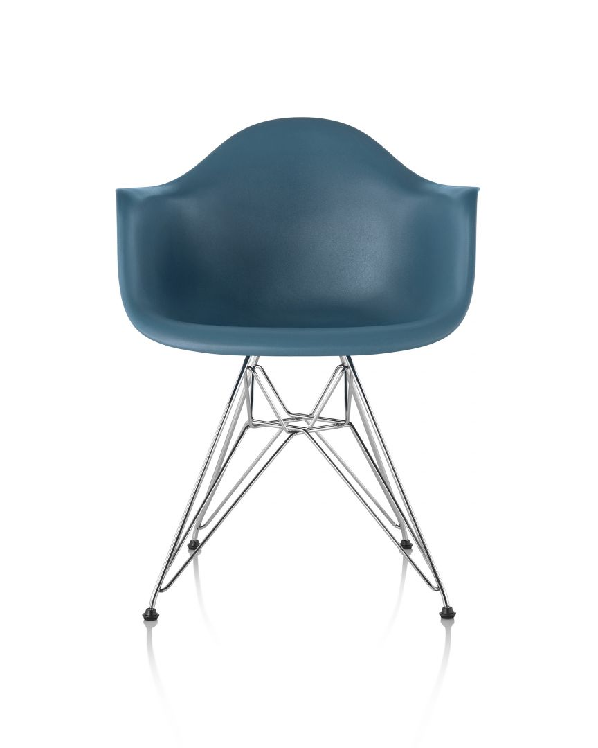 Eames Chair Base Herman Miller Eames Plastic Armchair Wire Base The Century House Madison Wi