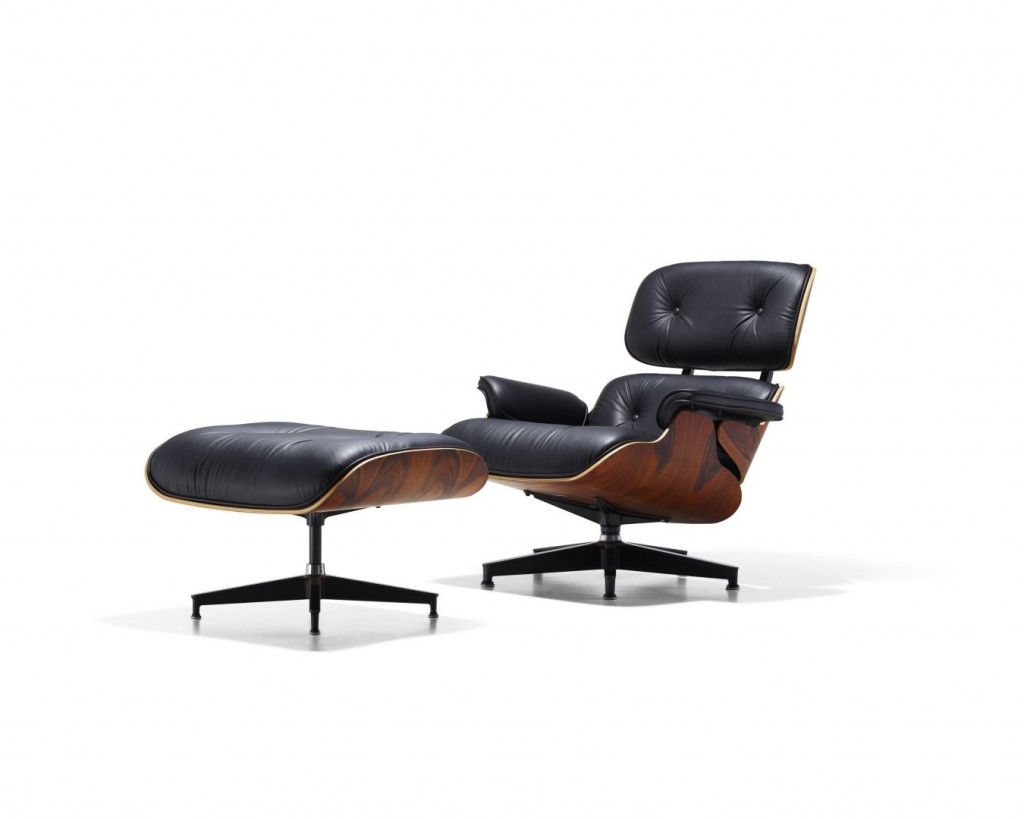 Famous Chair Hermanmiller Eames Lounge Chair Ottoman The Century House Madison Wi