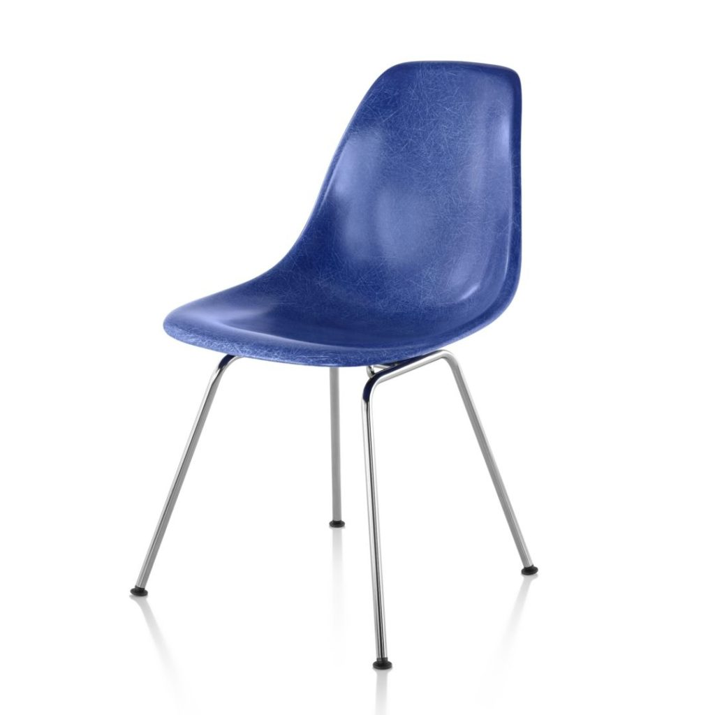 Eames Chair Base Herman Miller Eames Molded Fiberglass Side Chair 4 Leg Base The Century House Madison Wi