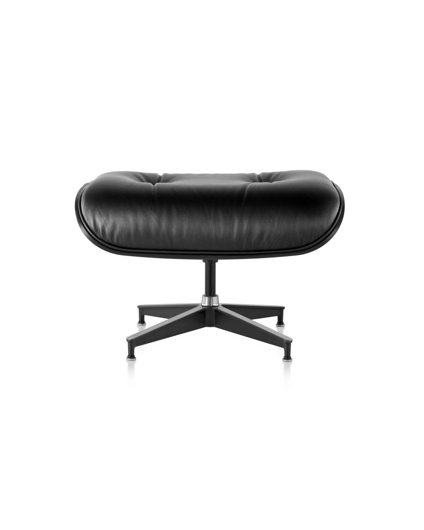 Eames Ottoman Hermanmiller Eames Lounge Chair Ottoman Ebony The Century House Madison Wi